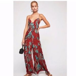 Free People Alissa Jumpsuit